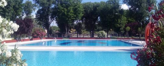Apertura Piscina temporada de Verano 2017