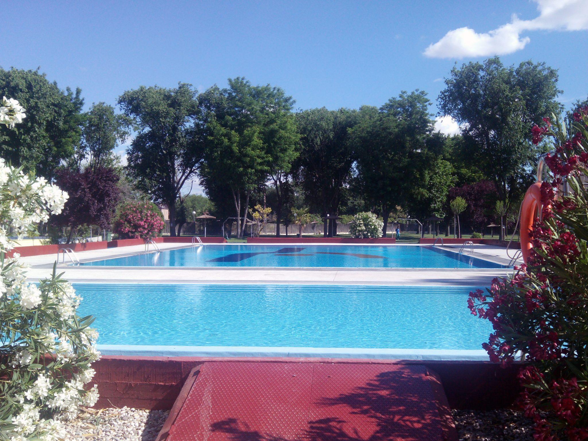 Apertura piscina temporada de verano 2017 aserpinto for Liquidacion piscinas desmontables