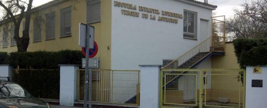 Limpieza General de los Colegios Públicos y Escuela Infantil Virgen de la Asunción