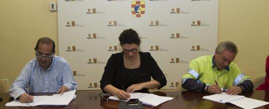 Aserpinto firma su convenio laboral