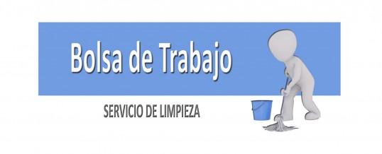 Aserpinto crea una bolsa de trabajo para contratos temporales en el servicio de limpieza.