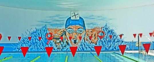 Cursos de natación y nado libre los domingos