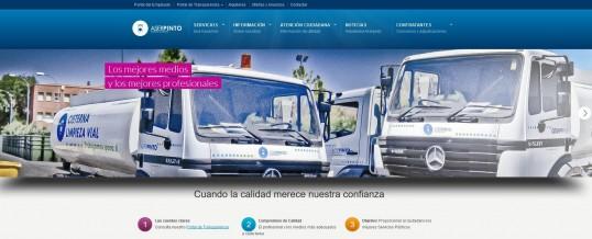 Primer aniversario de la nueva web de Aserpinto