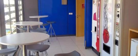 Se abre el plazo de presentación de ofertas para la licitación de máquinas expendedoras